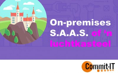 SaaS of toch on-premises?